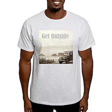 Unique Outside T-Shirt