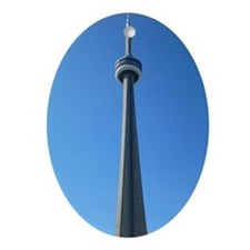 The CN Tower Ornament (Oval)