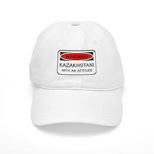 Attitude Kazakhstani Baseball Cap