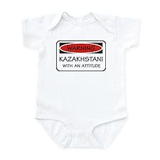 Attitude Kazakhstani Infant Bodysuit