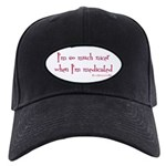 Scott Designs Black Cap