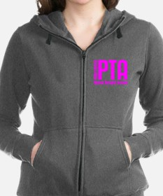 Physical Therapist Assistant Women's Zip Hoodie