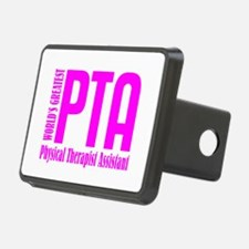 Physical Therapist Assista Hitch Cover