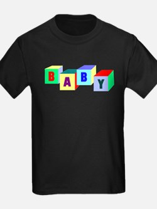 "Baby ""blocks style"" T"