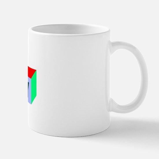 "Baby ""blocks style"" Mug"