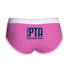 Physical Therapist Assistant Women's Boy Brief