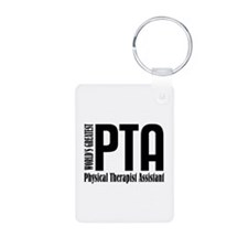 Physical Therapist Assista Keychains