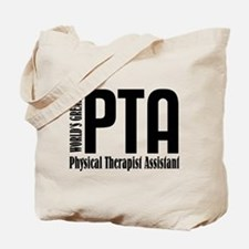 Physical Therapist Assistant Tote Bag