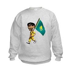 3D Kazakhstan Sweatshirt