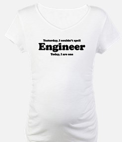 Can't spell Engineer Shirt