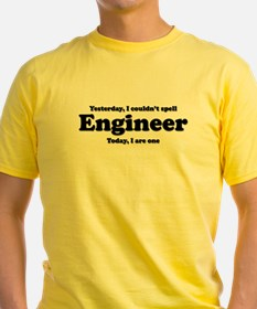 Can't spell Engineer T