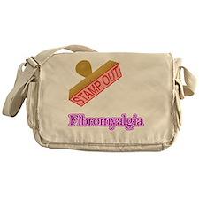 Fibromyalgia Messenger Bag