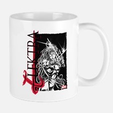 Elektra Black & White Mug