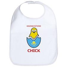 Kazakhstani Chick Bib