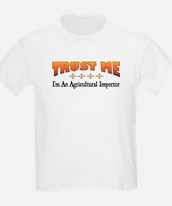 Trust Agricultural Inspector T-Shirt