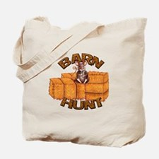 Barn Hunt Tote Bag