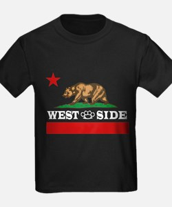 WEST SIDE - California Bear Flag T-Shirt