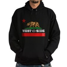 WEST SIDE - California Bear Flag Hoodie