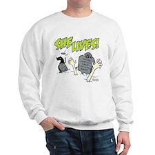 Funny Empowering Sweatshirt