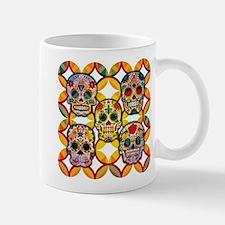 Sugar Skulls Mugs