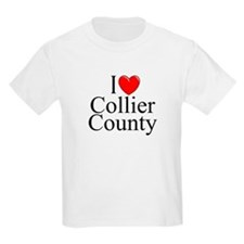 """""""I Love Collier County"""" T-Shirt"""