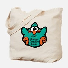 Obsessive Compulsive Disorder Tote Bag