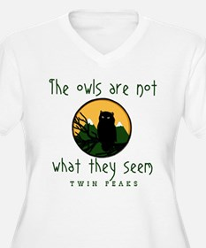 TWIN PEAKS The Ow T-Shirt