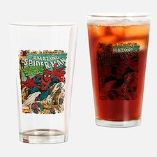 spider-man Drinking Glass