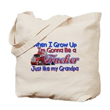 When I Grow Up... Grandpa Tote Bag