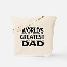 worldsgreatest Tote Bag
