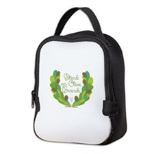 Extend an Olive Branch Neoprene Lunch Bag