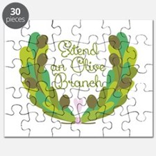 Extend an Olive Branch Puzzle