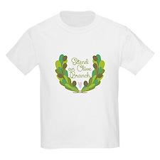 Extend an Olive Branch T-Shirt