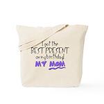 best present dad.png Tote Bag