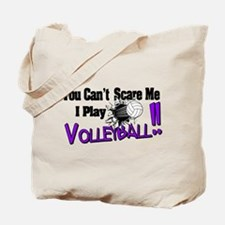 scare me volleyball.png Tote Bag