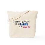 fatherbridde.png Tote Bag
