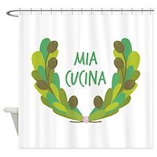 Mia Cucina Shower Curtain