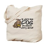 dogworry2.png Tote Bag