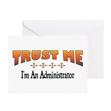 Trust Administrator Greeting Cards (Pk of 10)