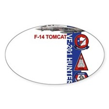 VF-201 Hunters Rectangle Decal