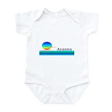 Ayanna Infant Bodysuit