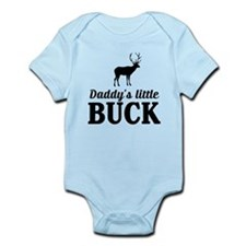 Daddy's little buck Body Suit
