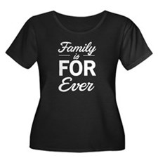 My favorite people call me dad. Plus Size T-Shirt