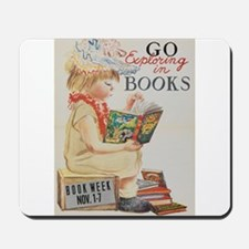 1959 Children's Book Week Mousepad