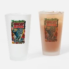 ghost rider Drinking Glass