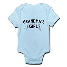 Grandma's girl Body Suit
