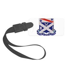 1st Bn 18th IR.png Luggage Tag