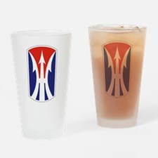 11th Light Infantry Brigade.png Drinking Glass