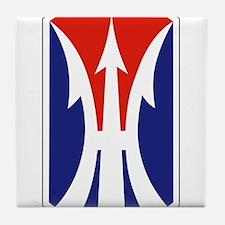 11th Light Infantry Brigade.png Tile Coaster