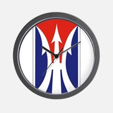 11th Light Infantry Brigade.png Wall Clock